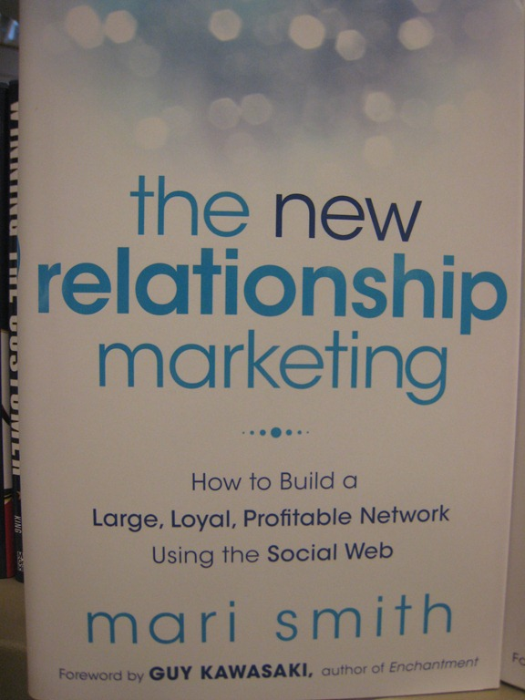 mari smith relationship marketing in sports