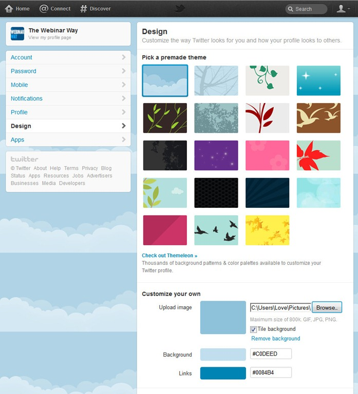 How to Set Up a New Account on Twitter