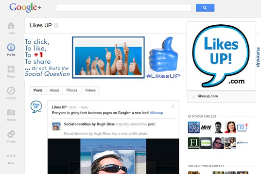 likes-up-new-google-plus-profile