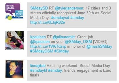 social-media-day-tweets