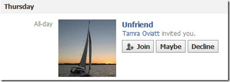 unfriend-event