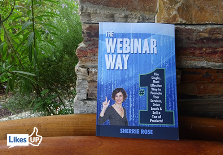 The Webinar Way book by Sherrie Rose