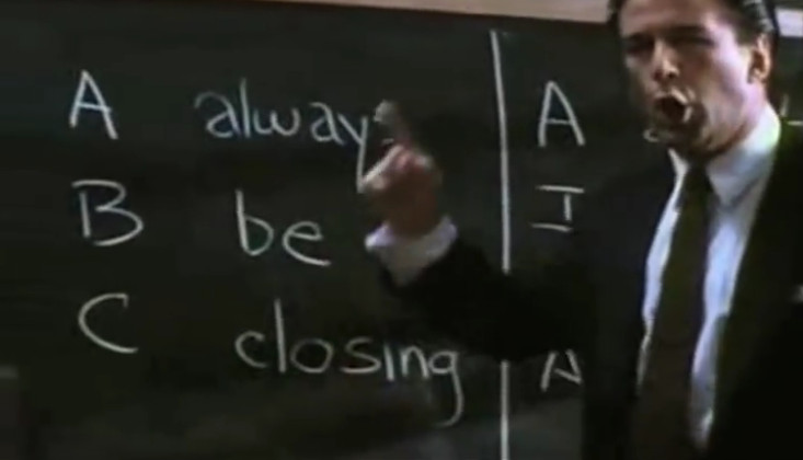 always be closing on your webinar