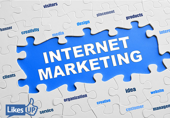 internet marketing #likesup