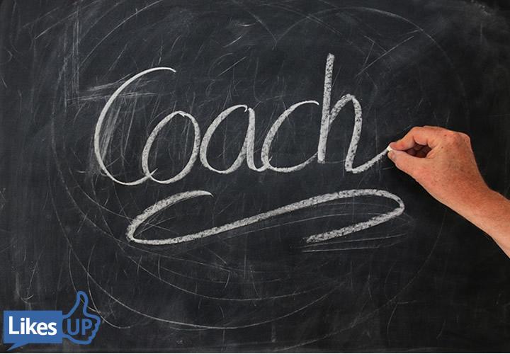 Get a Coach! #likesup
