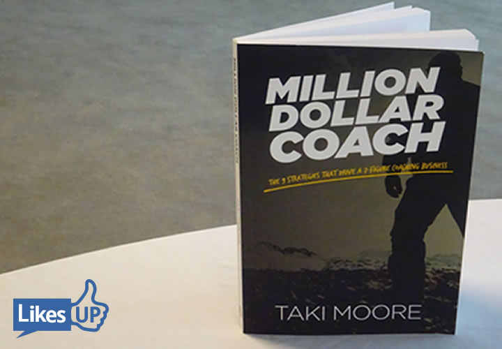 Taki Moore's book, Million Dollar Coach