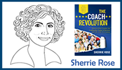 the coach revolution boo Sherrie Rose author