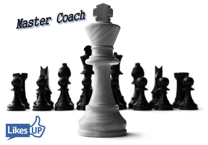 Master Coach Likes UP