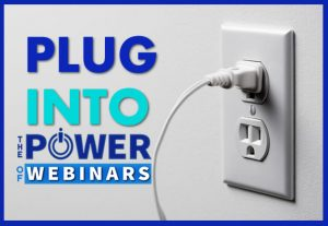 Plug into the power of webinars www.powerofwebinars.com