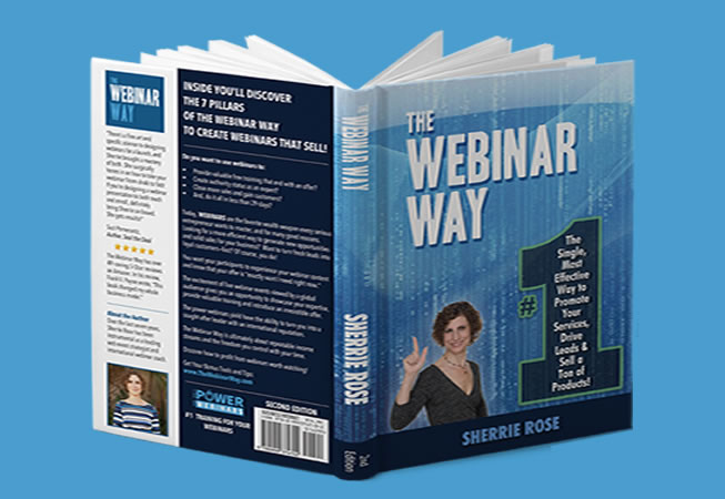 The Webinar Way Engagement by Sherrie Rose