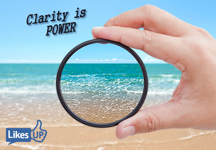 Clarity is power magnify