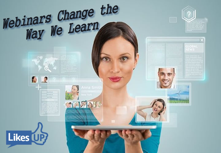 webinars change the way we learn and connect the webinar way