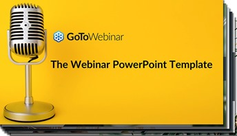 The GoTo Webinar PowerPoint Template
