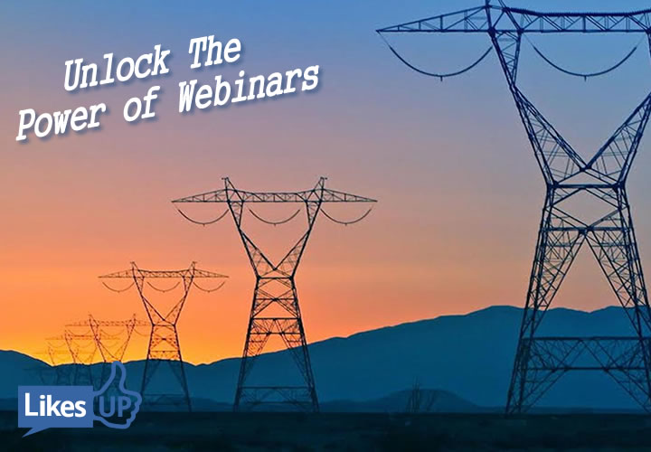 Unlock the Power of Webinars