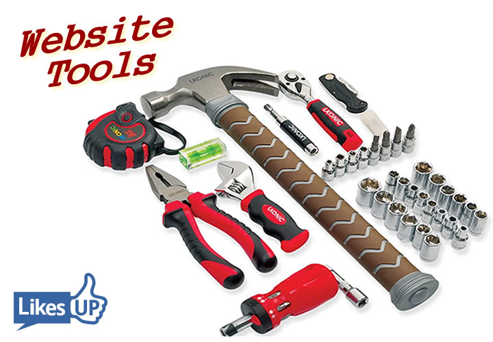 webste tools